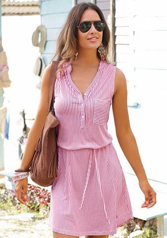 Пляжный платье пляжное с пояс