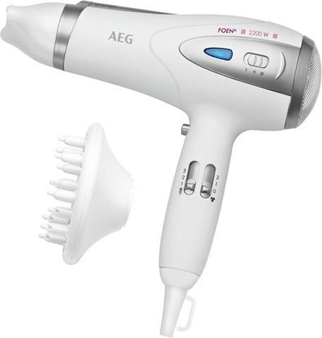 AEG фен профессиональный HTD 5584 Ioni...