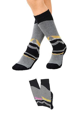 Носки лыжные для детские (2 пар)
