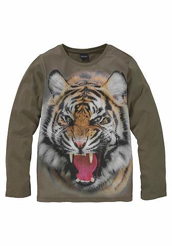 Кофта с длинными рукавами »Tiger...
