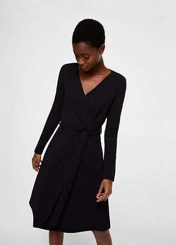 Длиная платье в Wickelstil