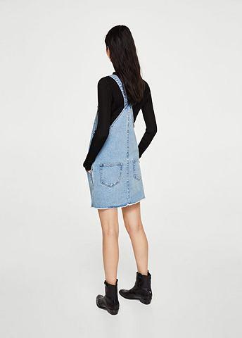 Комбинезон джинсовый mittlere имитация...