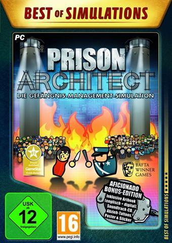 PC - Spiel »Prison Architect: Af...