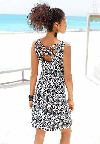 Платье пляжное с gekreuzten шнурки в R...