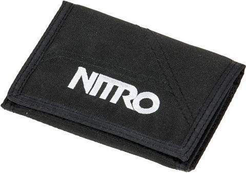 NITRO Кошелек »Wallet Black«