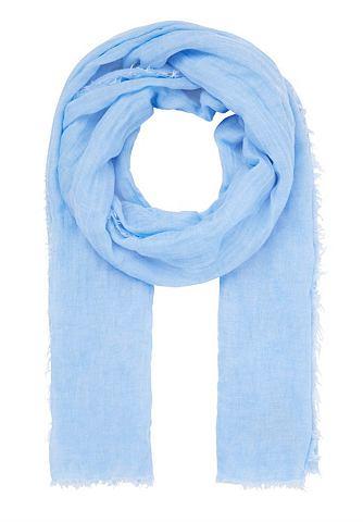 Cold-Dye-Schal с Lurex-Streifen