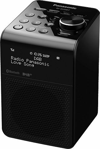 »RF-D20BT« Radio (Bluetoot...