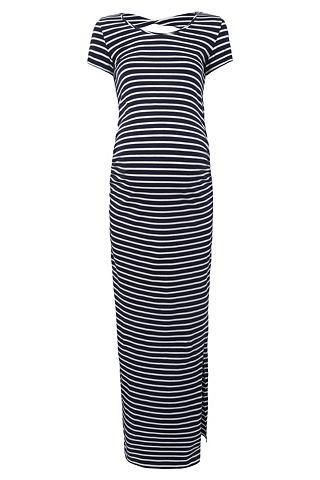 Платье c короткими рукавами