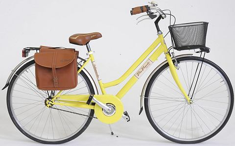 VIA VENETO Односкоростной велосипед »Citybi...
