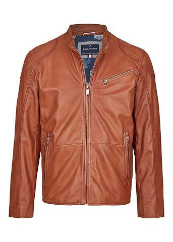 Biker-Style куртка кожаная