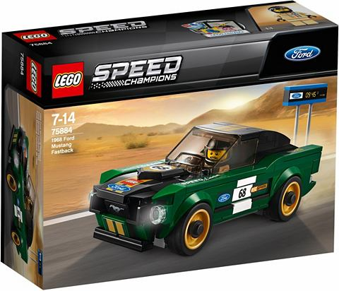 LEGO ® 1968 Ford Mustang Fastback (7588...