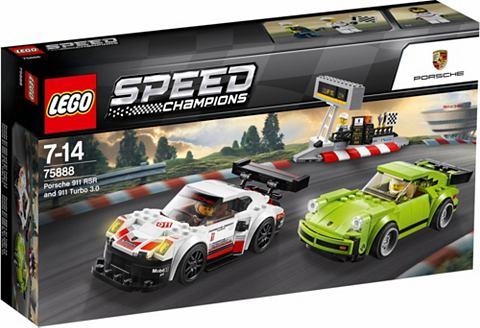 ® Porsche 911 RSR и 911 Turbo 3.0 ...