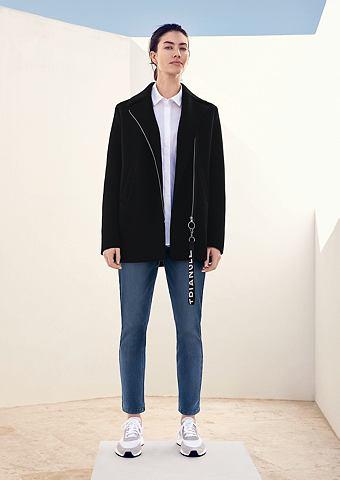 Double Face куртка с Zipper