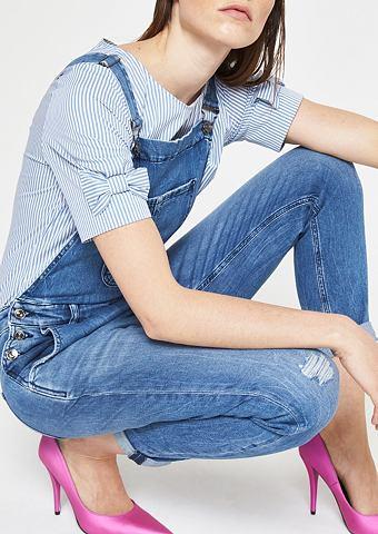 Классического стиля комбинезон джинсов...