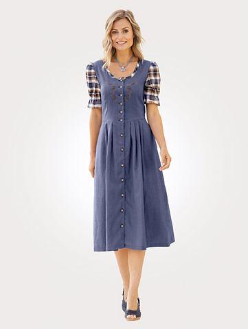 Платье в trachtiger Landhausromantik