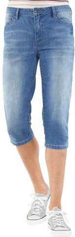 Капри-джинсы в 5 карманов