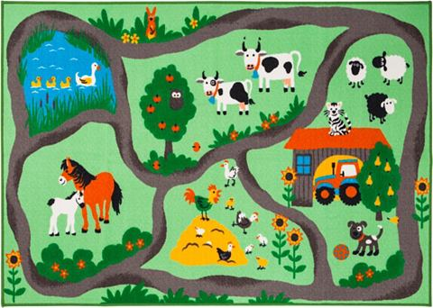 Детский ковер »Bauernhof« ...