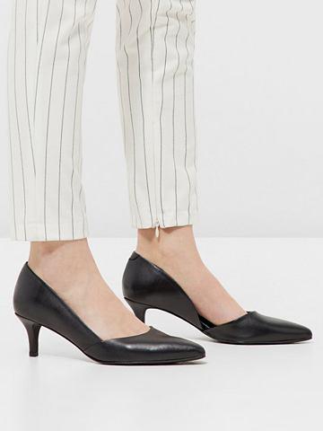 Low Cut кожаная туфли