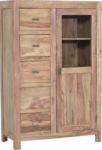Шкаф-витрина »Inka« из тве...