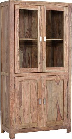 GUTMANN FACTORY Шкаф-витрина высота 180 cm шкаф-витрин...