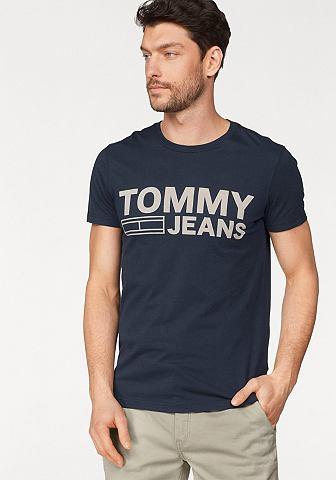TOMMY джинсы футболка »TJM BASIC...