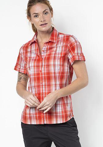 Рубашка в клетку »MARONI RIVER ф...