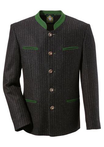 Пиджак в национальном стиле в классиче...