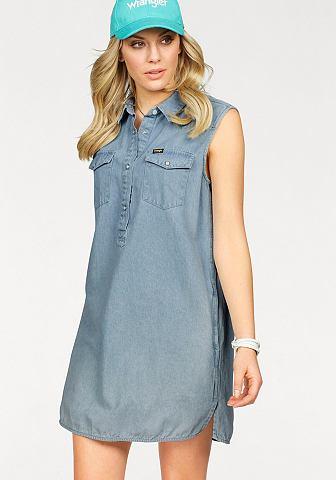 WRANGLER Платье джинсовое »WESTERN платье...