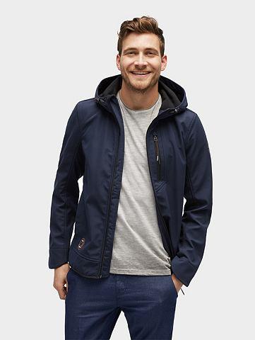 Куртка с теплой подкладкой »Soft...
