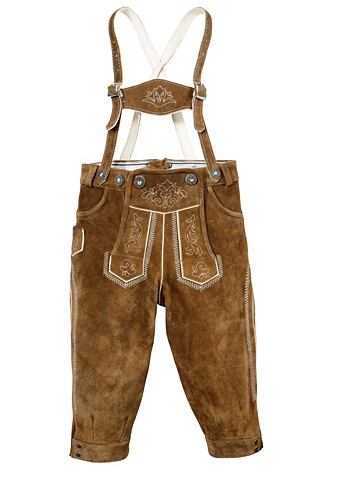 Детские брюки кожаные в Knickerbocker-...