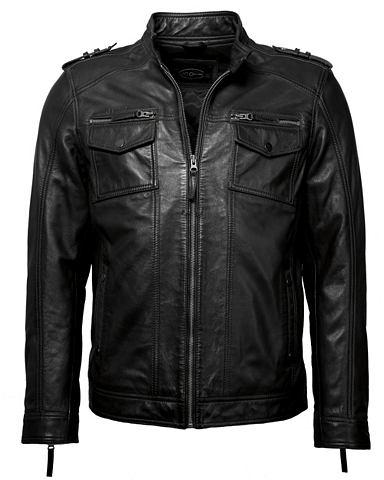 Куртка кожаная »1101019-2«...