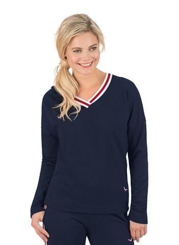 Пуловер с капюшоном Maritim