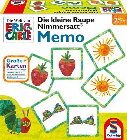 """Spiel """"Die небольшой Raupe Nimmer..."""