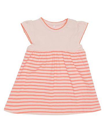 Nitdaniella платье с короткая рукавами...