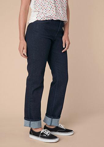 Curvy Straight: Schlichte джинсы