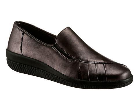 Туфли-слиперы с flexibler PU-Laufsohle...