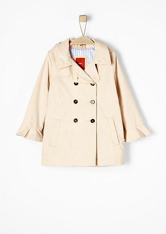 Пальто с капюшон для Mädchen