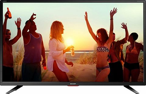 SHARP 40UI7552E LED-Fernseher (102 cm / (40 ...