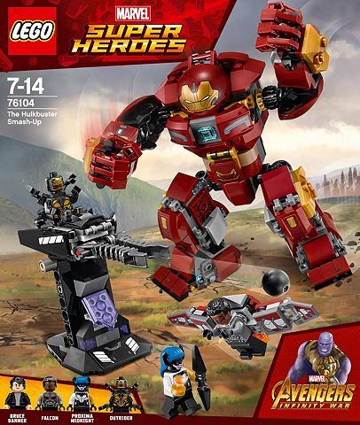 LEGO ® Der Hulkbuster (76104) »&r...