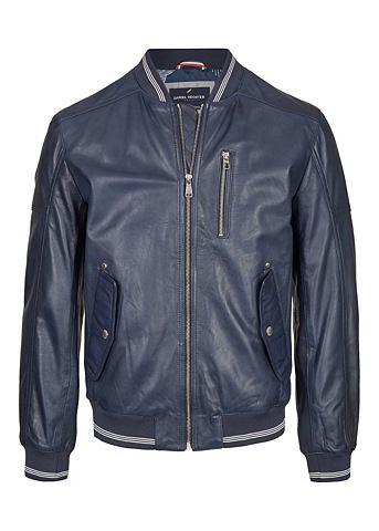 College-Style куртка кожаная