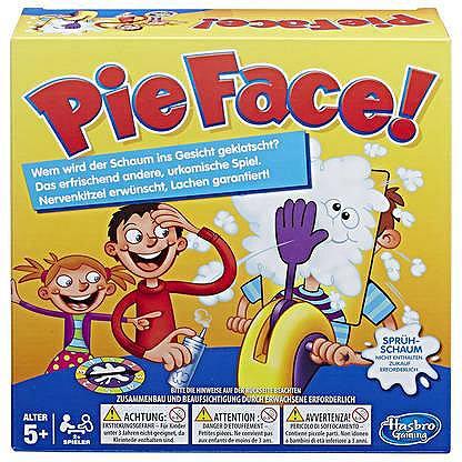 """Spiel """"Pie Face"""""""