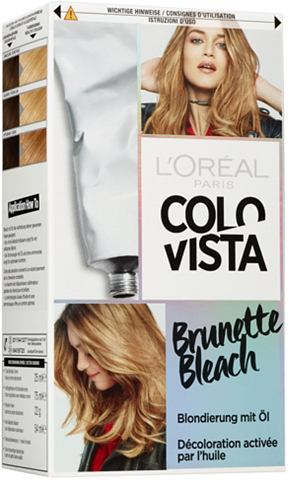 COLOVISTA »Effect Bleach Kit Brunette Bleu...