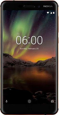 NOKIA 6.1 смартфон (1375 cm / 55 Zoll 32 GB ...