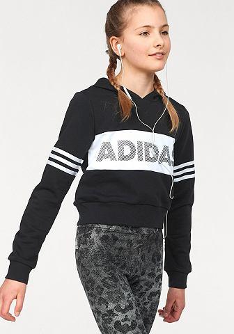 Кофта с капюшоном »YG ID CR блуз...