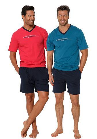 Пижама (2 единицы с узор спереди