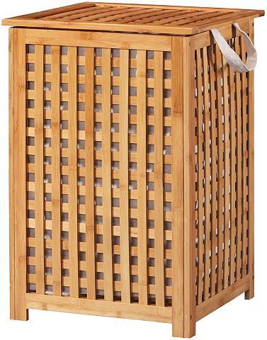 KONIFERA Корзина для белья »Bambus«...