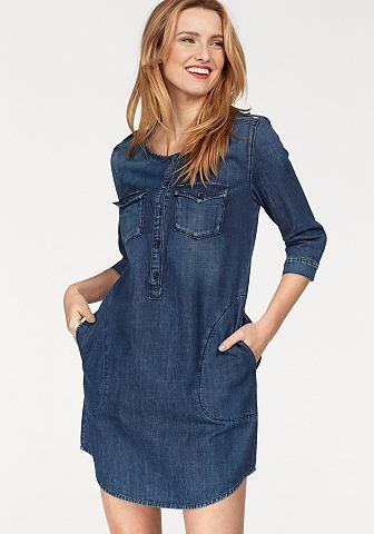 Платье джинсовое »ELORA«