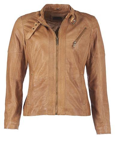 Куртка кожаная »15-7-2«