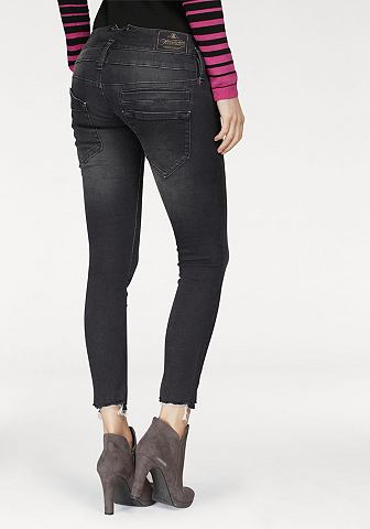 Узкие джинсы »PITCH узкий CROPPE...