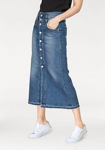 Юбка джинсовая »TRINITY«